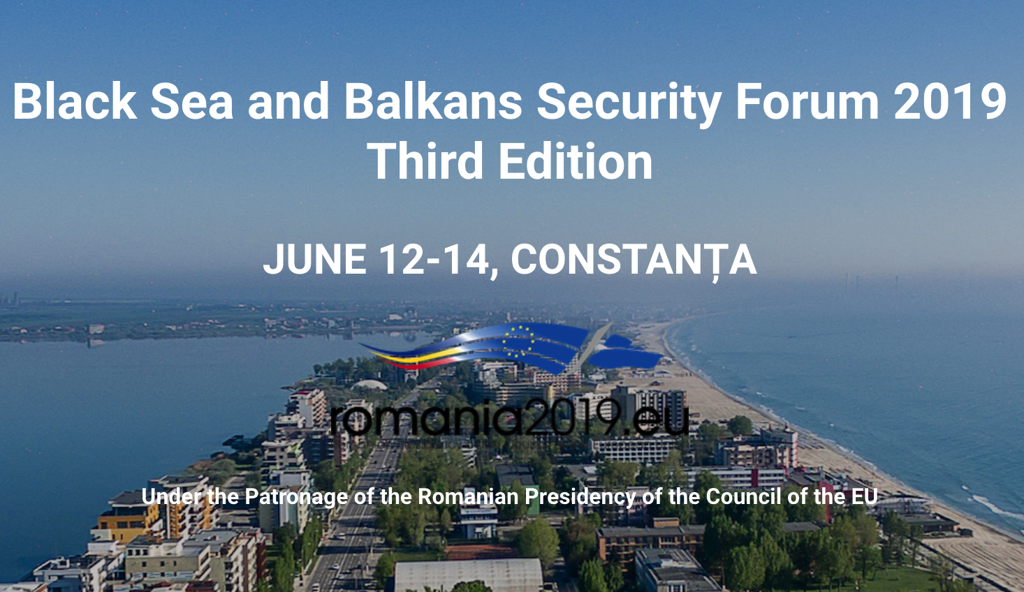 "Panel on ""What is Required for Security and Stability in the Black Sea Region?"""